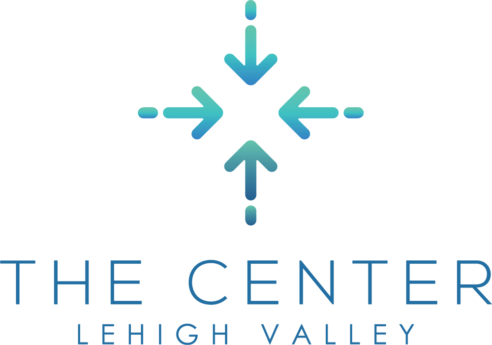logo for The Center Lehigh Valley