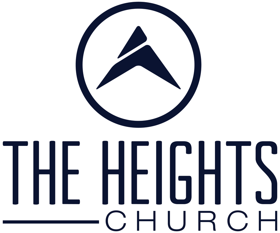 logo for The Heights Church