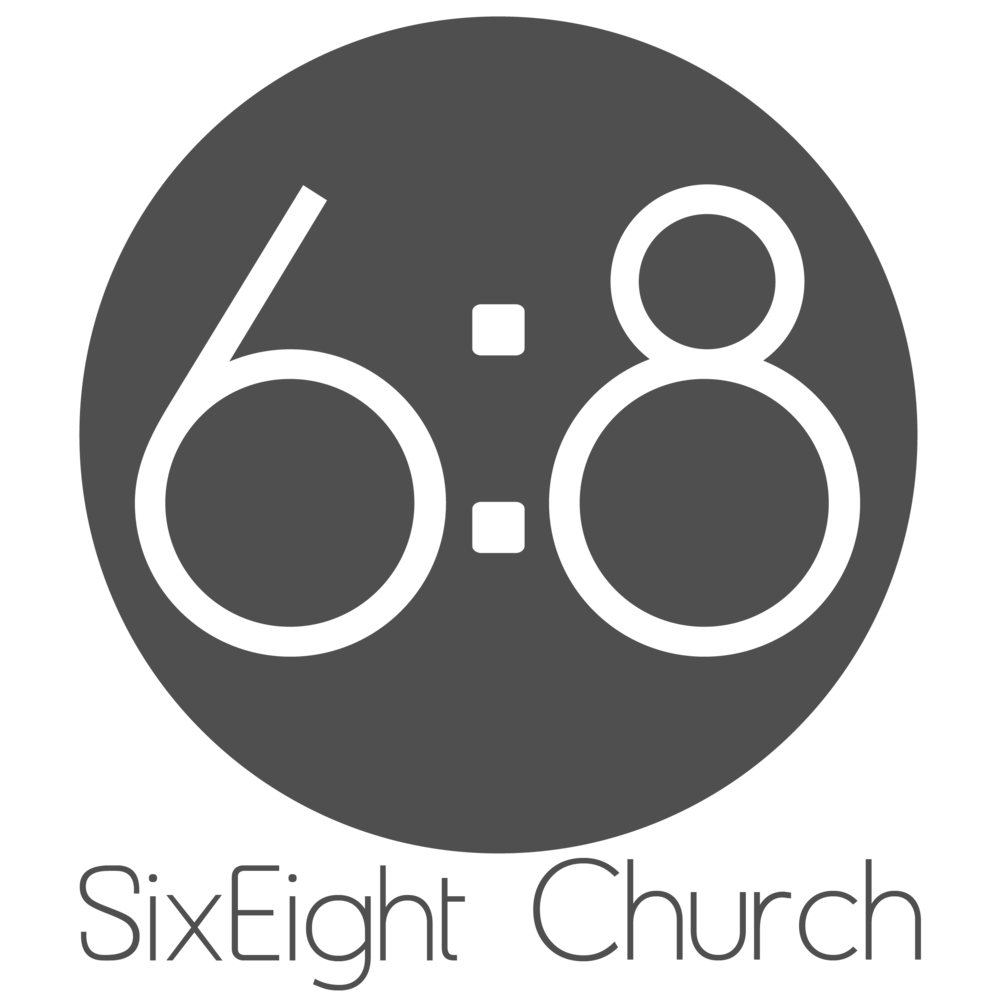 logo for SixEight Church
