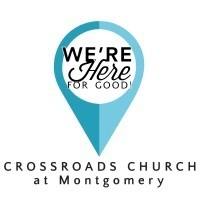logo for Crossroads Church at Montgomery