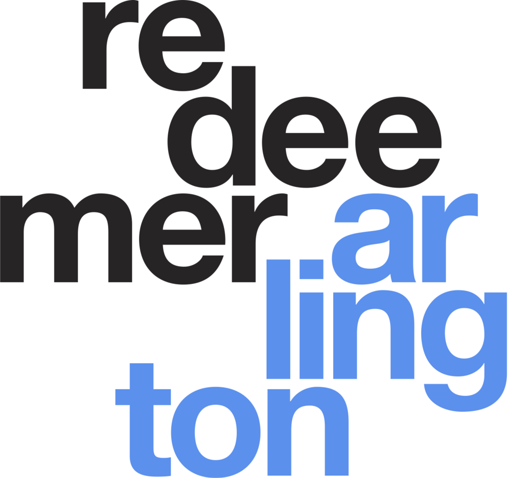 logo for Redeemer Church of Arlington