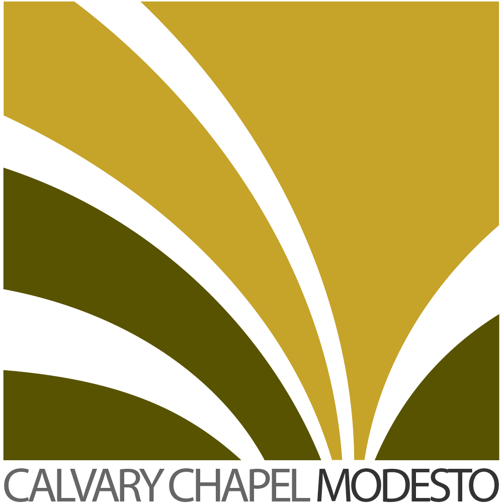 logo for Calvary  Chapel Modesto