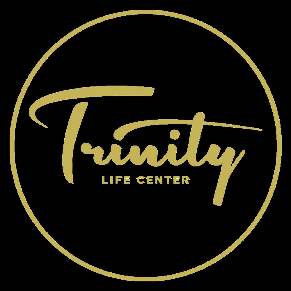 logo for Trinity Life Center, Sacramento