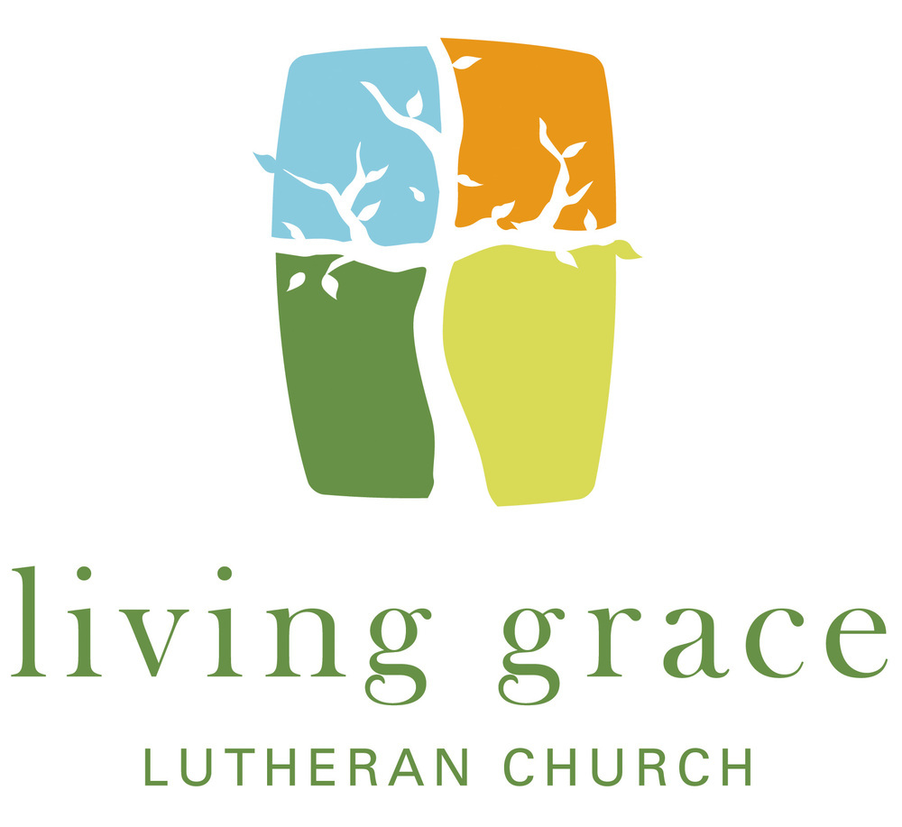 logo for Living Grace Lutheran Church