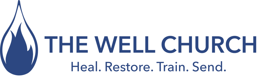 logo for The Well Church