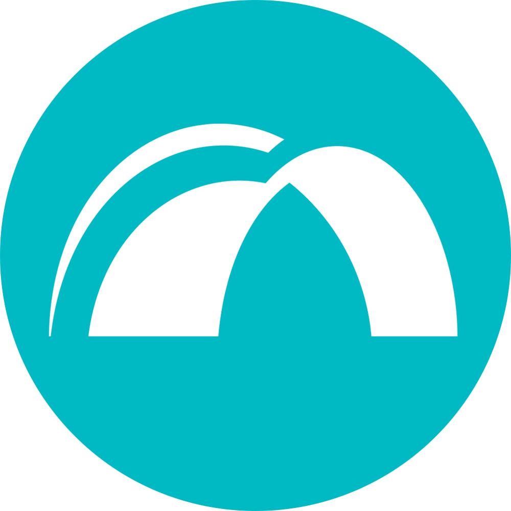 logo for The Bridge