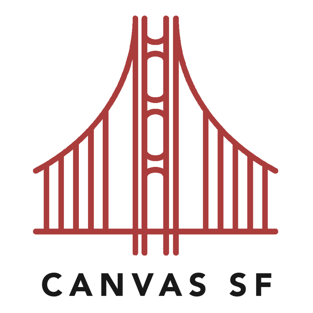 logo for Canvas SF