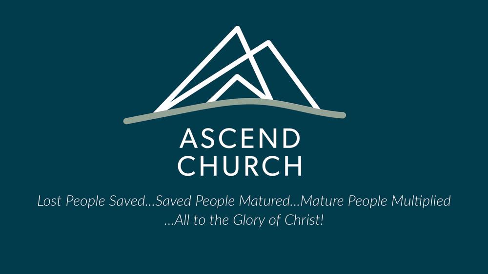 logo for ASCEND CHURCH