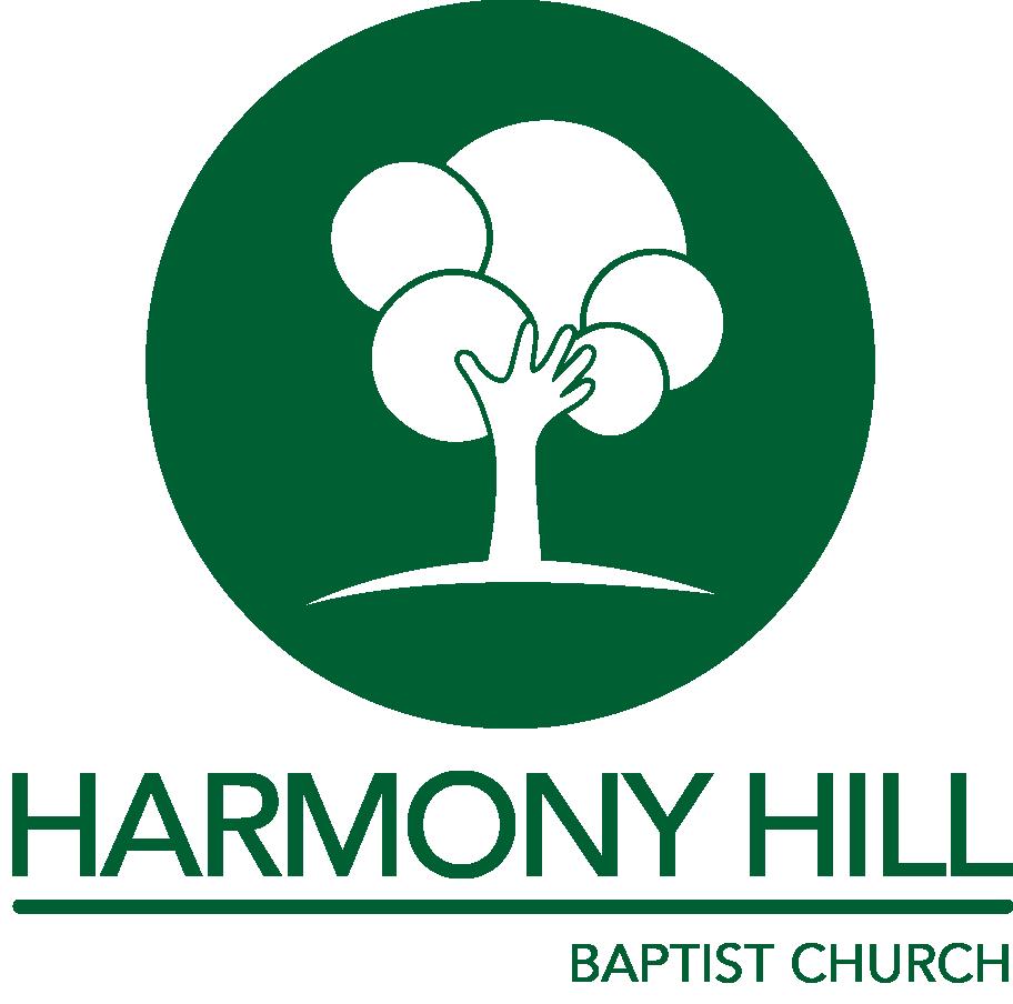 logo for Harmony Hill Baptist Church