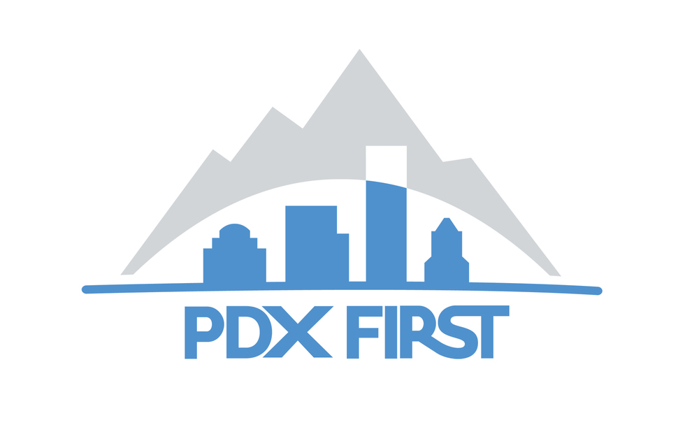 logo for PDX First
