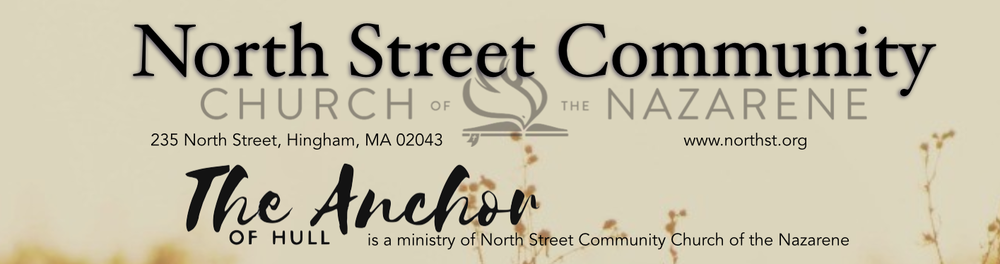 logo for North Street Community Church of the Nazarene