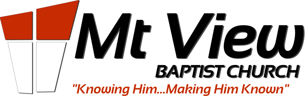 logo for Mt View Baptist Church