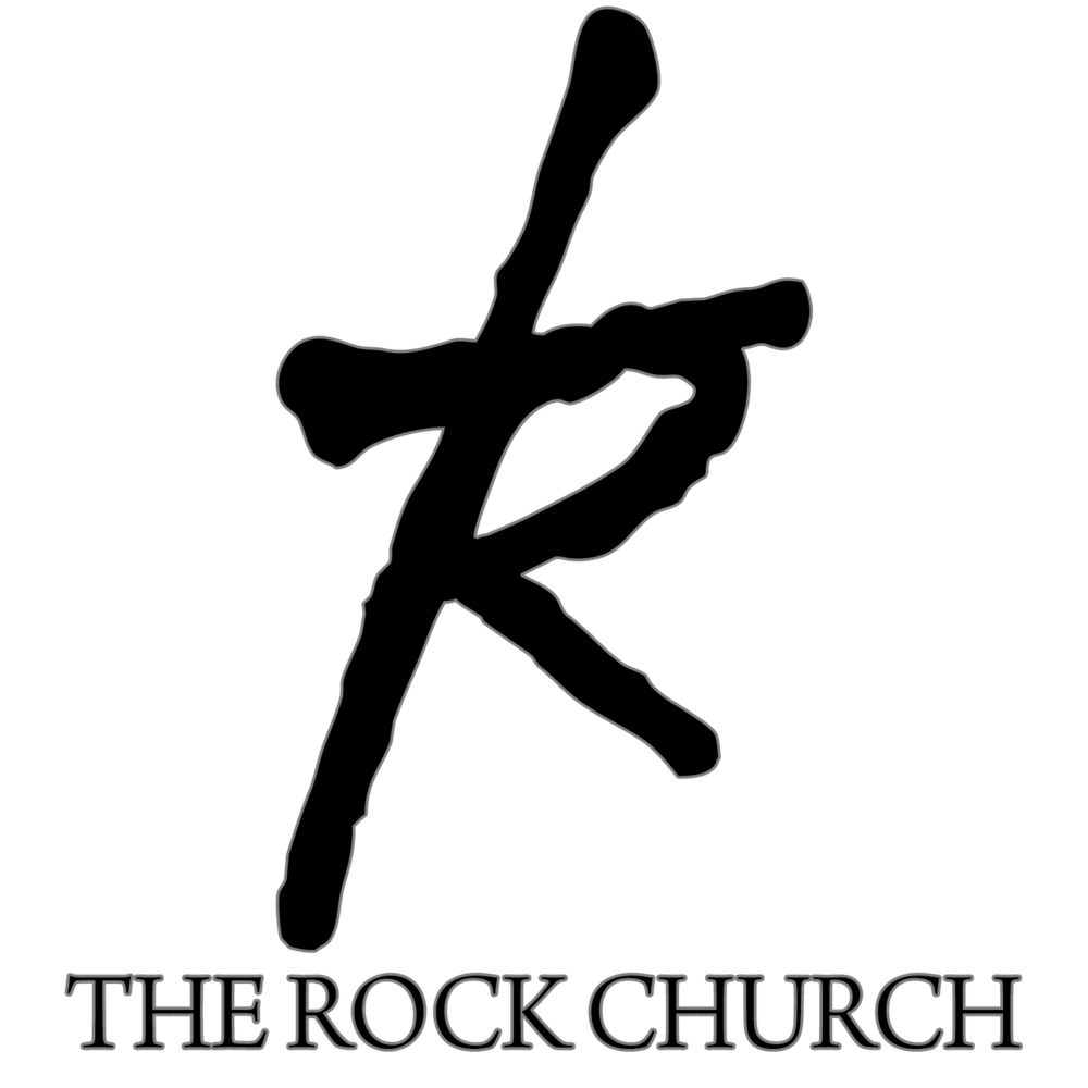 logo for The Rock Church