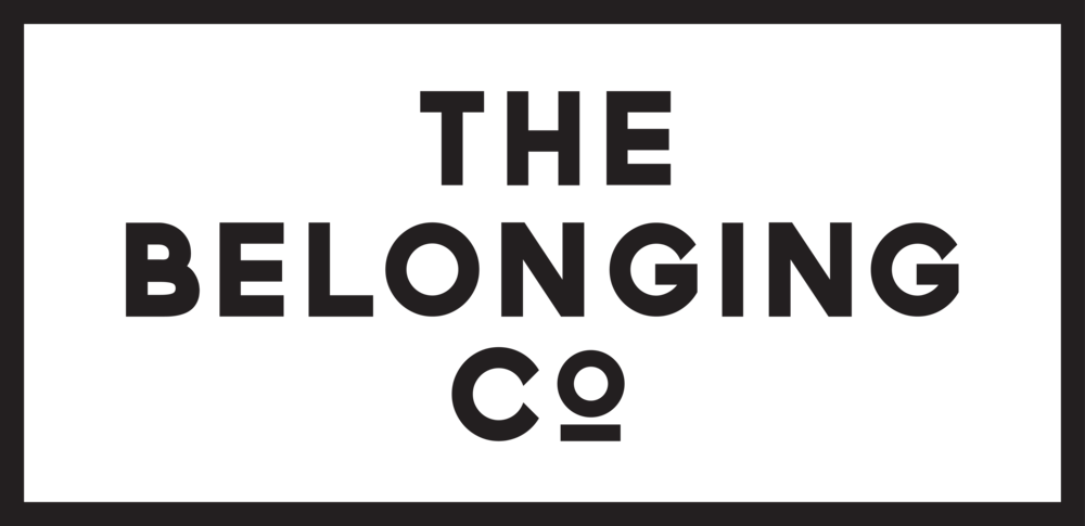 logo for The Belonging Co