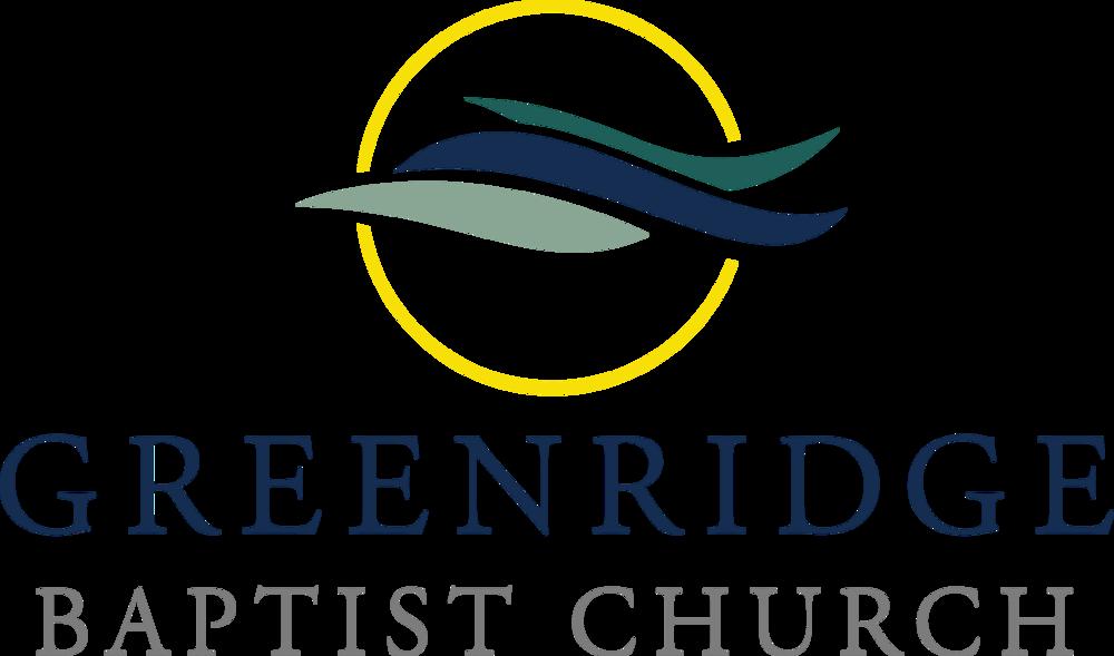logo for Greenridge Baptist Church