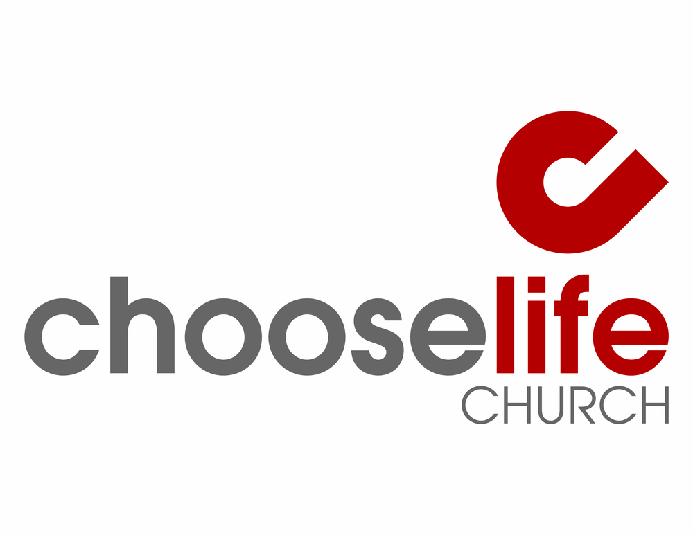 logo for chooselife CHURCH