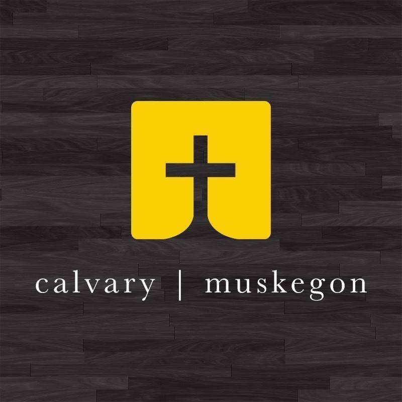 logo for Calvary Church Muskegon