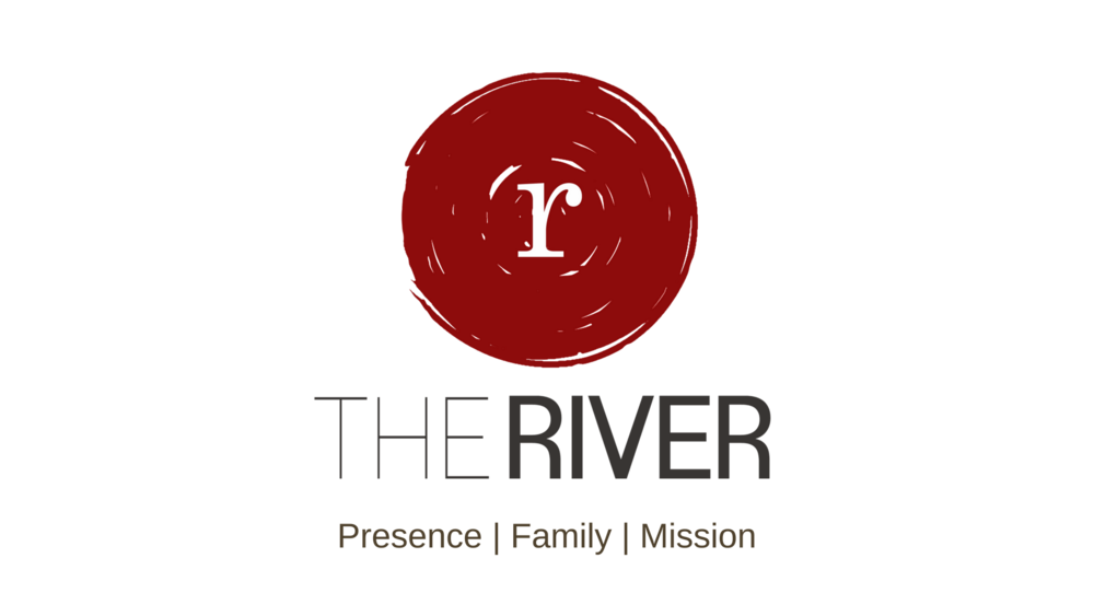 logo for The River