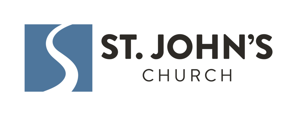 logo for St. John's Church