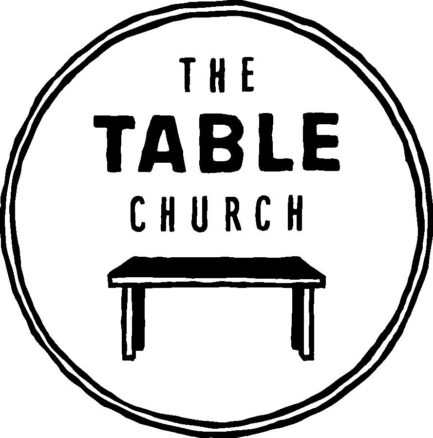 logo for The Table Church