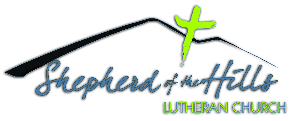 logo for Shepherd of the Hills Lutheran Church