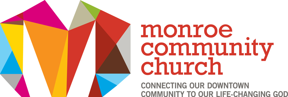 logo for Monroe Community Church