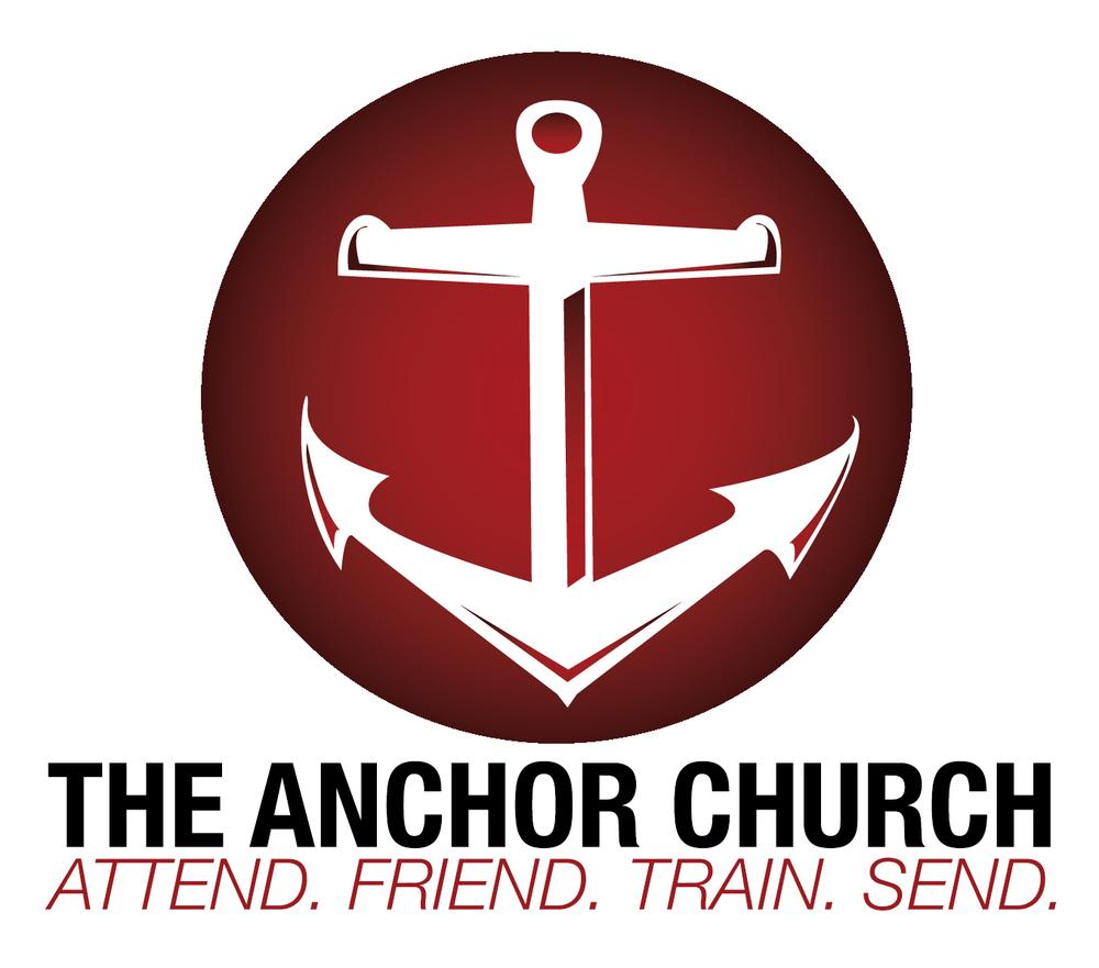 logo for The Anchor Church