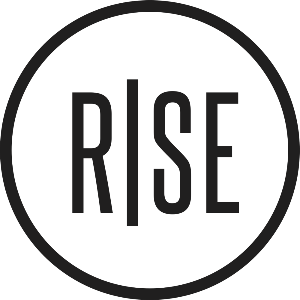 logo for Rise City Church