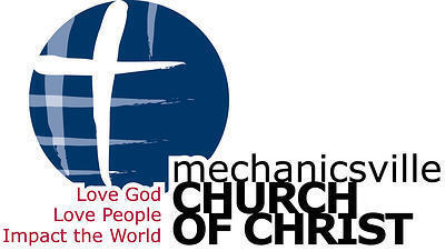 logo for Mechanicsville Church of Christ