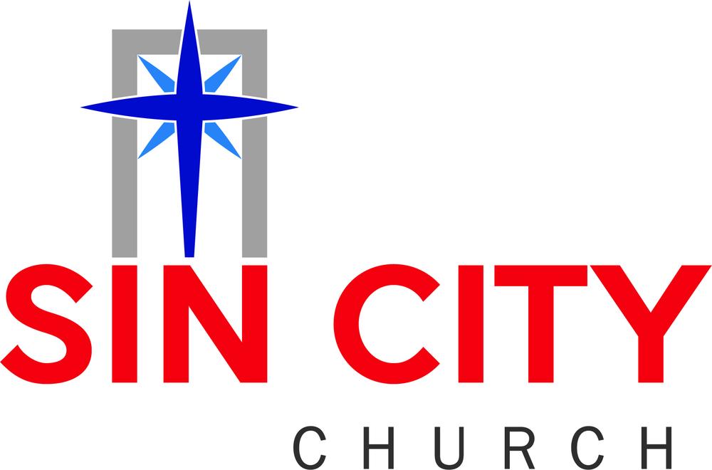 logo for Sin City Church