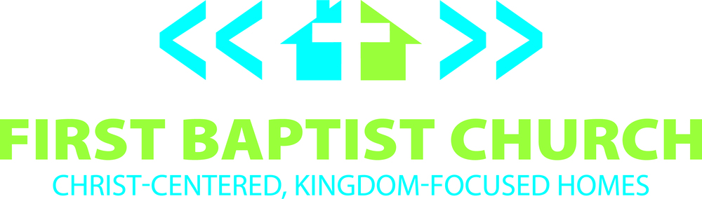 logo for First Baptist Church of Lowell MI