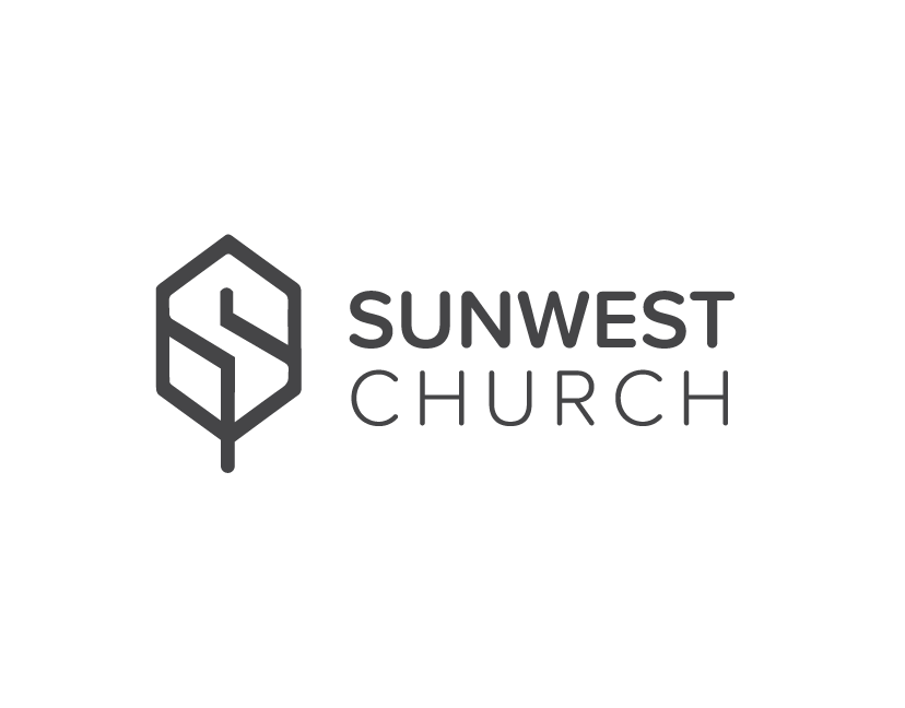 logo for SunWest Church