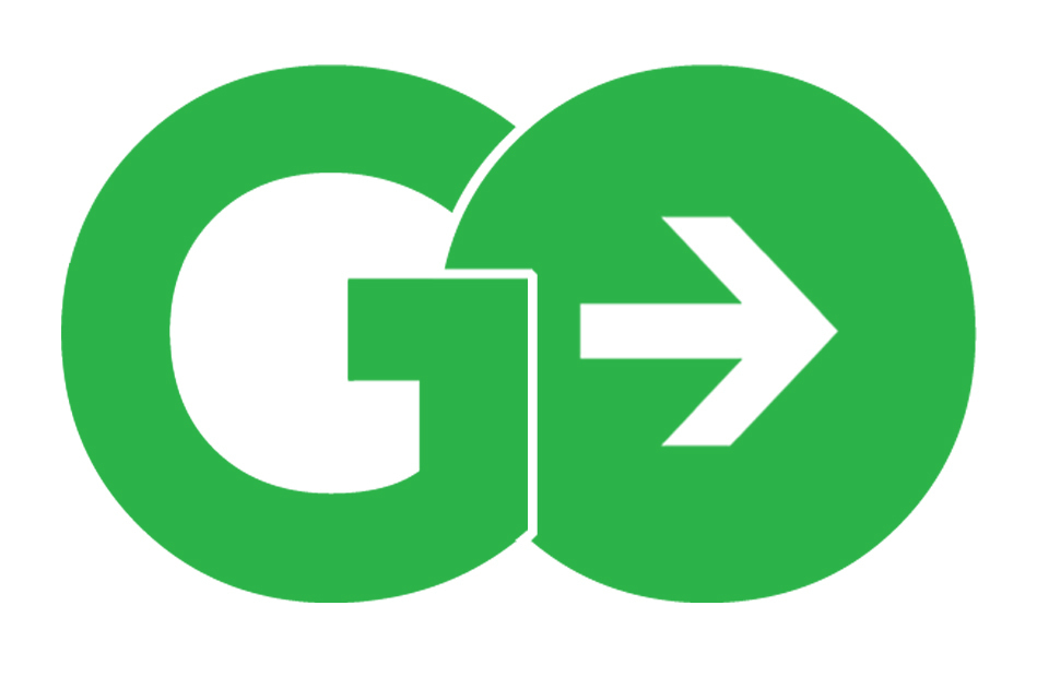 logo for GO Church