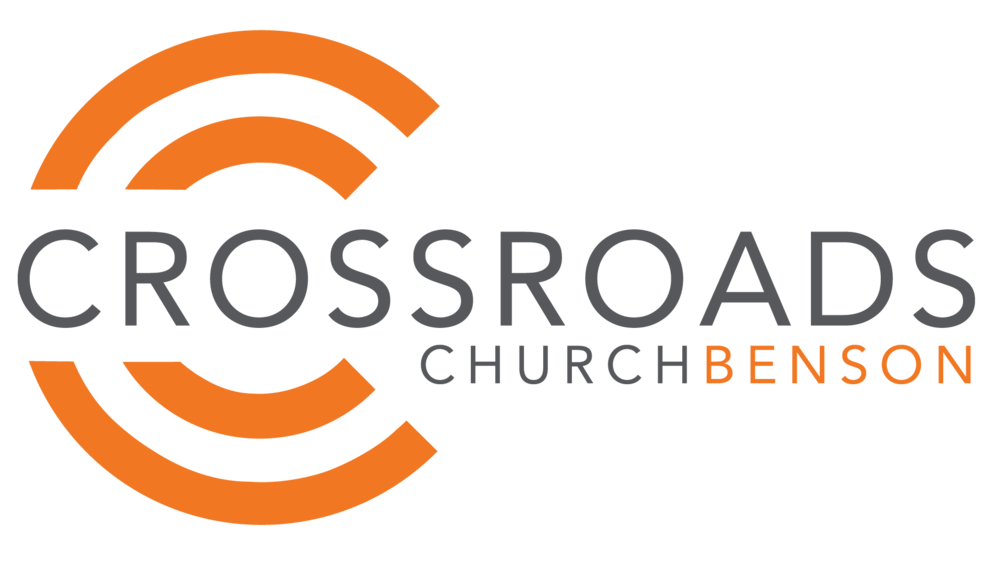 logo for Crossroads Church of Benson