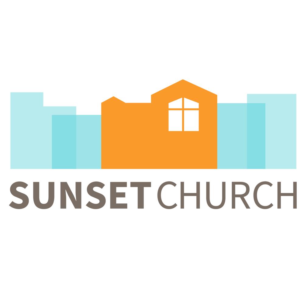 logo for Sunset Church