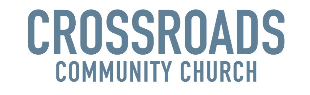 logo for Crossroads Community Church