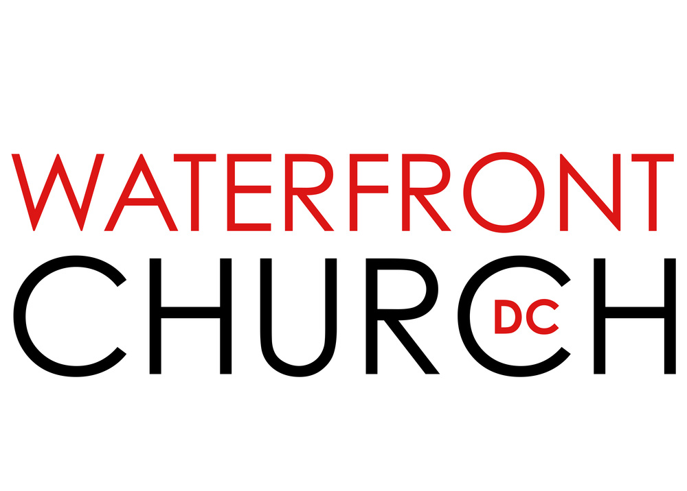 logo for Waterfront Church DC
