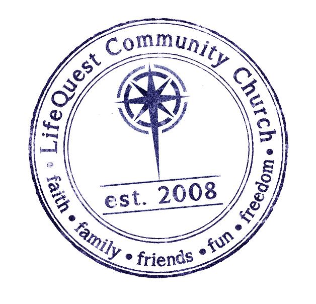 logo for LifeQuest Community Church