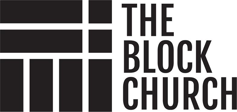 logo for The Block Church