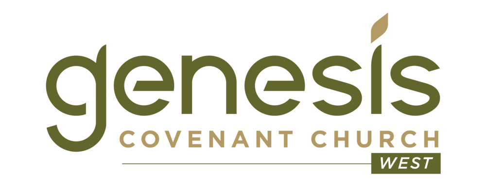 logo for Genesis West Covenant Church