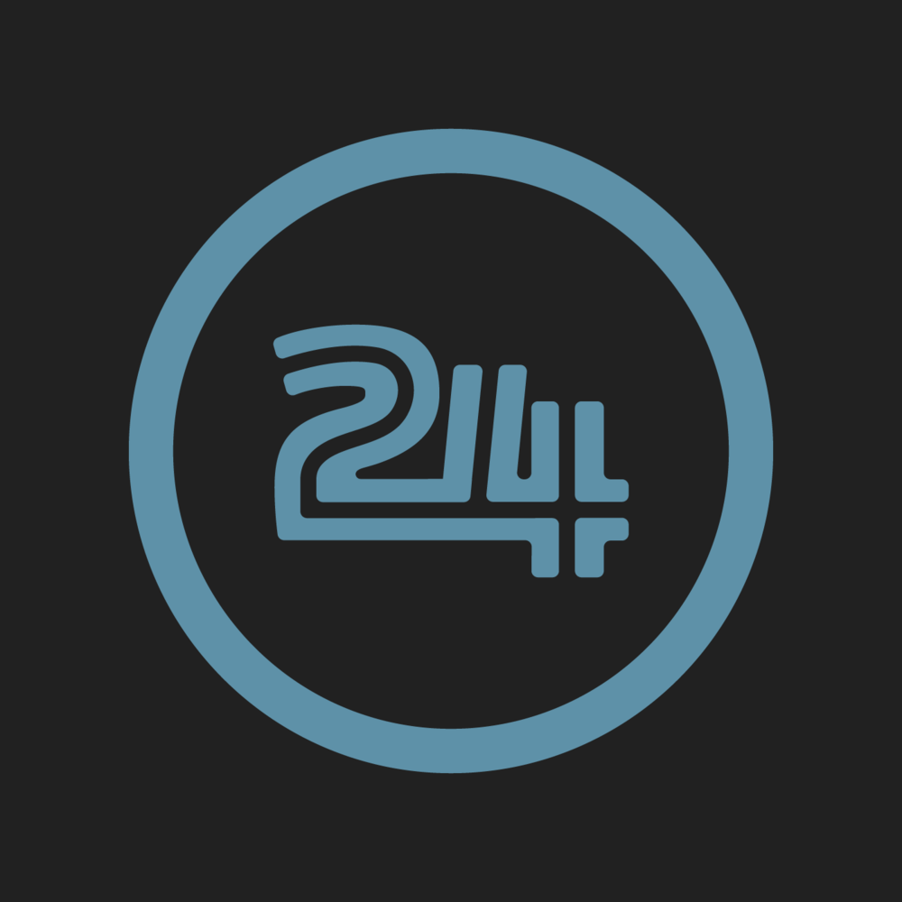 logo for 24 Church