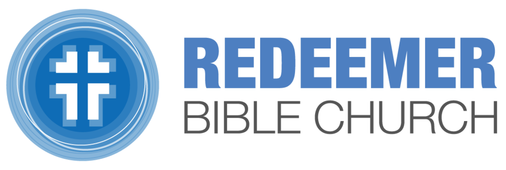 logo for Redeemer Bible Church