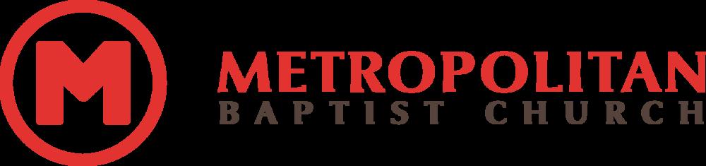 logo for Metropolitan Baptist Church
