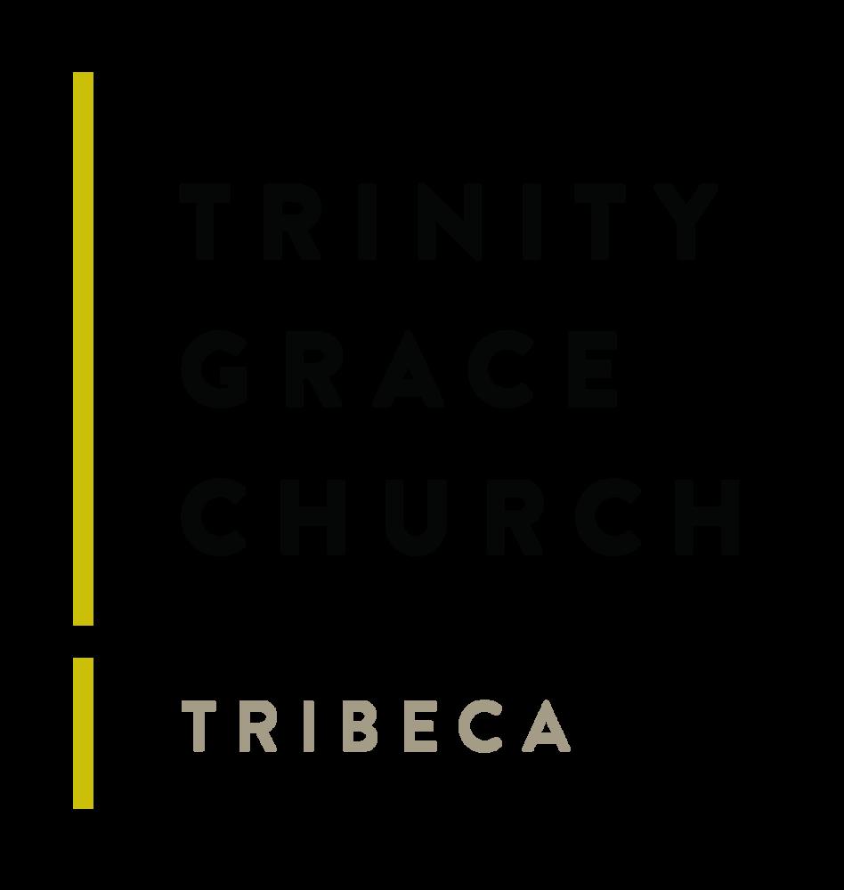 logo for Trinity Grace Church Tribeca