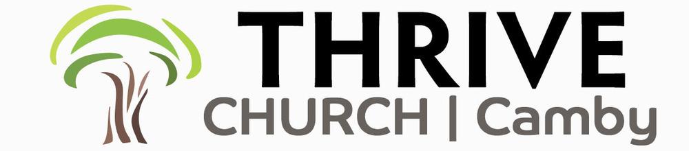 logo for Thrive Church, Inc.