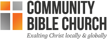 logo for Community Bible Church of Vallejo