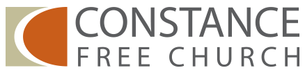 logo for Constance Free Church