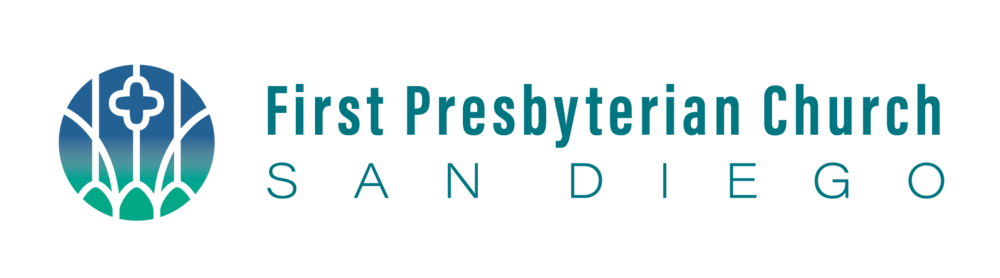 logo for First Presbyterian Church San Diego