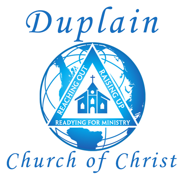 logo for Duplain Church of Christ