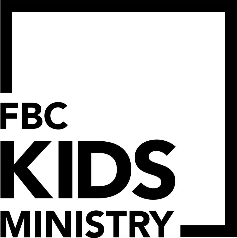 logo for FBC Tuscaloosa Kids Ministry